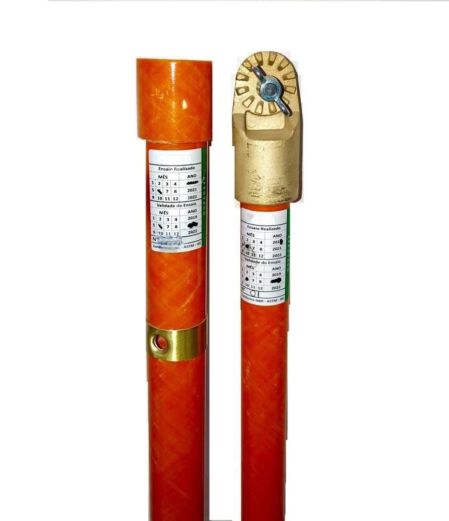 Vara De Manobra - ITVM - 2 elementos - 2,7 m