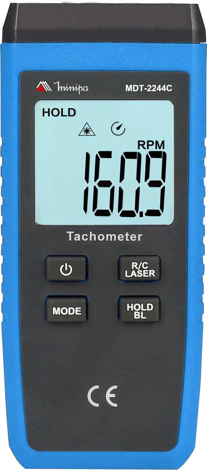 TACÔMETRO ÓPTICO MINIPA - MDT-2244C