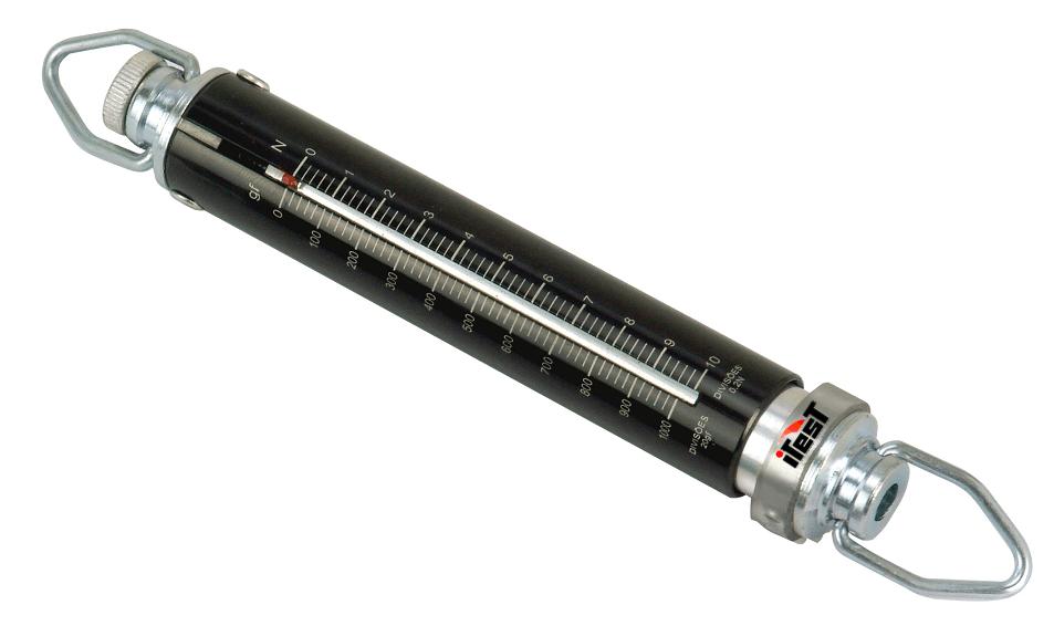 Dinamômetro Tubular Linear 01 kgf/10N - Crown - AT-1 - TRAÇÃO