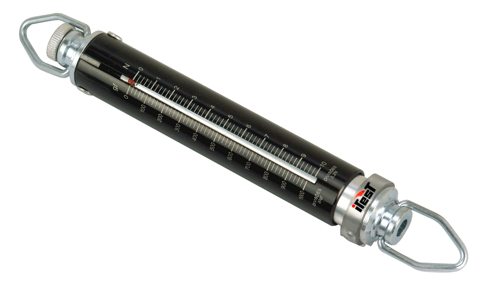 Dinamômetro Tubular Linear 30 kgf/300N - Crown - AT-30 - TRAÇÃO