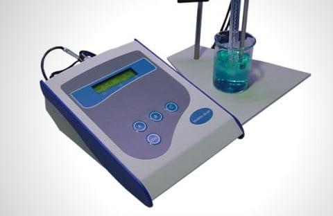 Medidor de pH de Bancada p/ EHC-Etanol Hidr.Comb. - Tecnopon MPE-108 - PRAZO DE ENTREGA = 12 DIAS