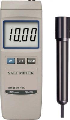 Medidor de Salinidade 0-10% - SM-1300