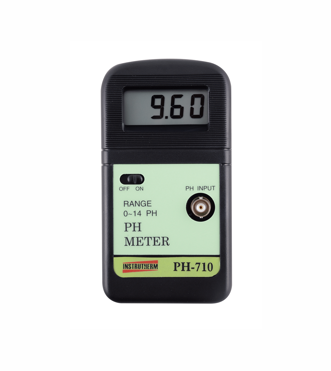 Medidor de PH (eletrodo é opcional) - PH-710