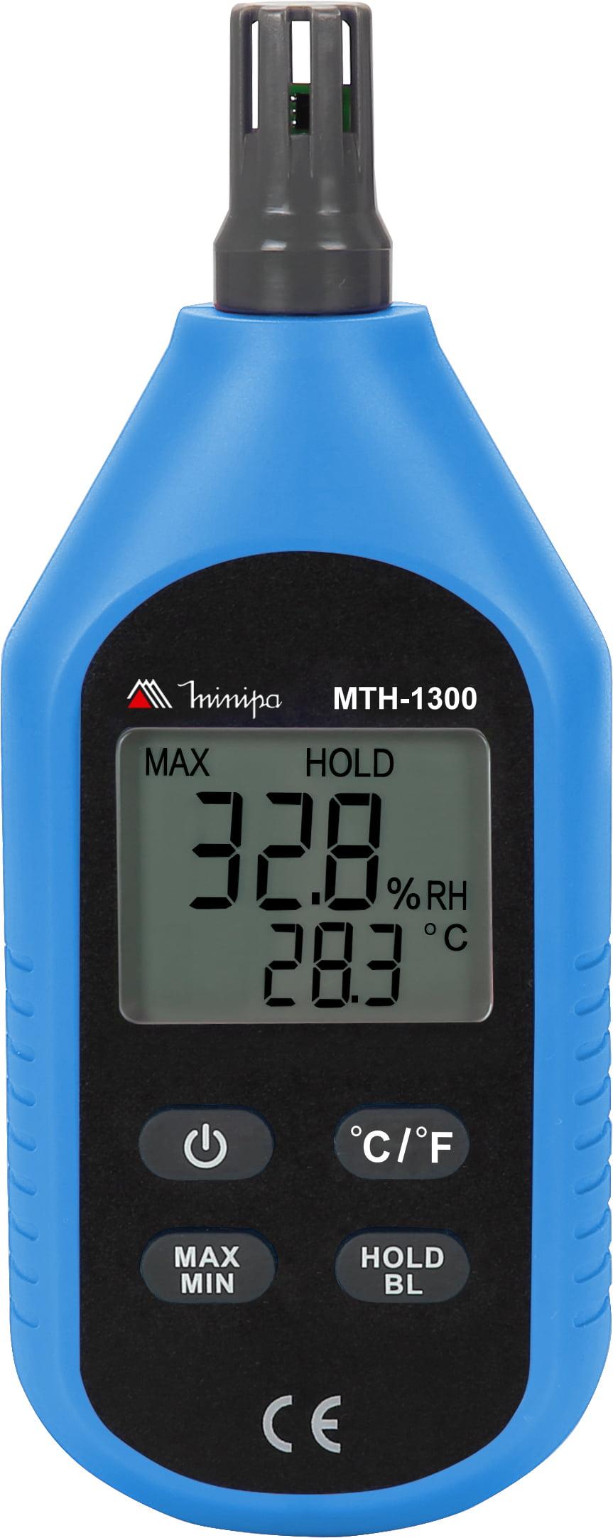 MINI TERMO-HIGRÔMETRO MINIPA - MTH-1300
