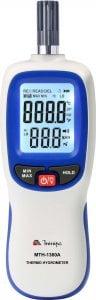 Termo-higrometro Minipa  MTH-1360A