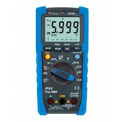 Multímetro TRUE RMS CAT III - IP65 - Minipa - HD-2400