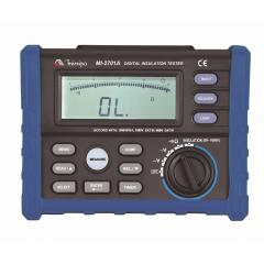 Megômetro (10GΩ /1KV) CAT IV Minipa - MI-2701A(ENTREGA=25/01/21)