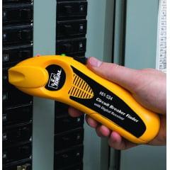 Identificador Automático de Circuitos - Ideal - 61-534 - EM FALTA - ALTERNATIVA = MODELO CB-10 - segue o link: https://www.itest.com.br/Eletro-Eletronica/localizador-de-disjuntor-testador-de-tomadas-extech-cb-10--p