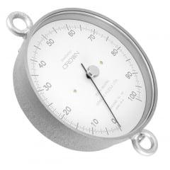 Dinamômetro Analógico Circular 50kgf - Crown - AR-50