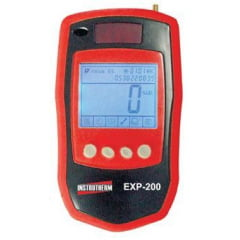 Explosímetro - IP-65 c/ Kit p/ Espaço Confinado rs-232 - EXP-200