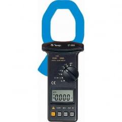 Alicate Amperímetro True RMS 2000ACA/CC   CAT III -Minipa - ET-3960     (ENTREGA= 15/03/2021)