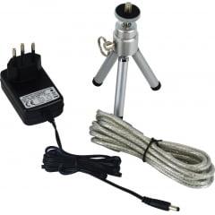 Decibelímetro c/ Data Logger e Saída USB e saída AC e DC - DEC-490