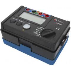 Terrômetro 4 KΩ - CAT III Minipa MTR-1522