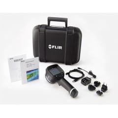 Câmera Térmica 43.200 pixels c/ MSX e WIFI (–20°C +550°C) - Flir - E-6-XT