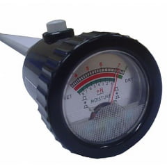 Medidor de pH e Umidade do Solo - PH-3000