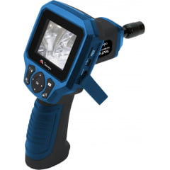 "Boroscópio 9mm, Display 2,7"", RCA /USB, Aceita Cartão MicroSD, Filma/Fotografa - Minipa - MBR-270G (ENTREGA 05/08/20)"