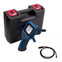 "Boroscópio 9mm, Display 2,7"", RCA /USB, Aceita Cartão MicroSD, Filma/Fotografa - Minipa - MBR-270G"