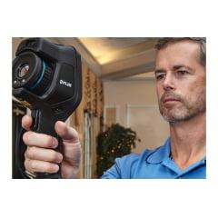 Câmera Térmica 76.800 pixels c/ MSX e WIFI (-20°C a 650°C ) - Flir E-75