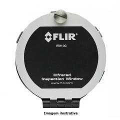 """Janelas Infravermelhas FLIR  - Série IRW (com 2"""", 3"""" ou 4"""" - DEFINIR) - com PIRma-Lock™"""