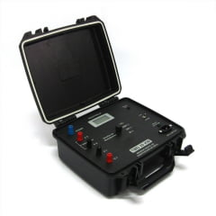 Terrômetro  20 KΩ e Resistividade do Solo  Instrum - TMD-20KW