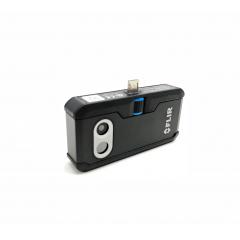 CÂMERA TÉRMICA P/ CELULAR ANDROID 19.200 PIXELS (-20 °C A 400 °C) - FLIR ONE PRO MICRO USB