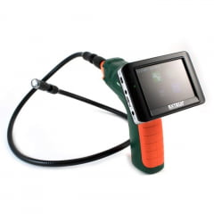 "Boroscópio 9 mm, Display de 3,5"" Monitor sem fio IP67 - Extech - BR-250"