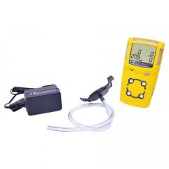 Kit Espaço Confinado: Detector De 4 Gases Microclip XL + Bomba Elétrica P/ Liberação De Espaços Confinados Micropump
