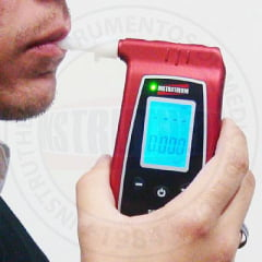 Bafômetro/Etilômetro - BFD-100